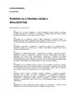 Konvencija o pravima osoba s invaliditetom