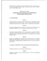 Pravilnik o promicanju spoznaja stetnosti duhanskih proizvoda