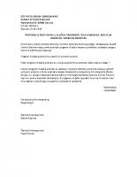 Protokol o postupanju u slucaju prigovora